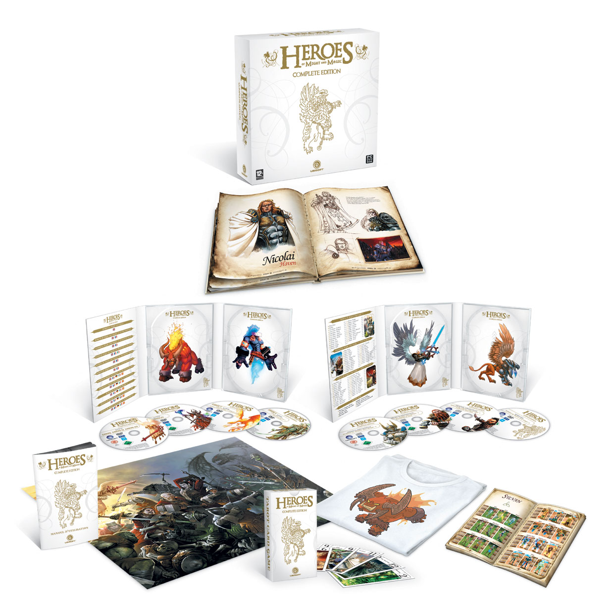 Heroes of Might and Magic : Complete Edition