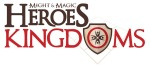 Might and Magic: Heroes Kingdoms logo